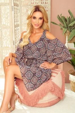 292-3 MARINA Patogi aukštos kokybės suknelė