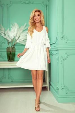 292-4 MARINA Aukštos kokybės laisva suknelė